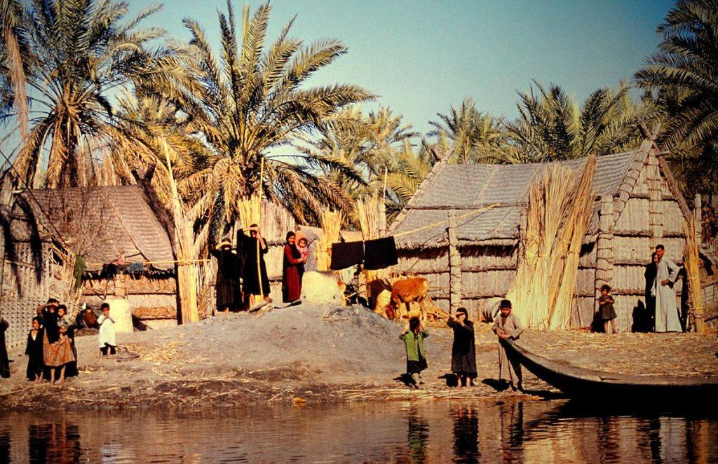 Photo of The oppressed Arab district of al-Ahwaz