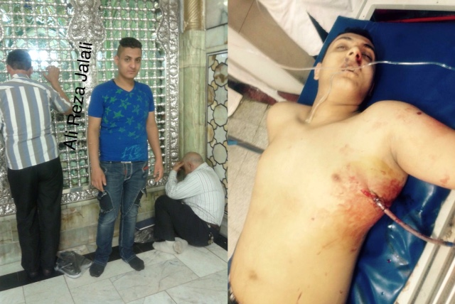 Photo of Iran: Regime forces shoot teenage Ahwazi boy dead for protecting his food stall