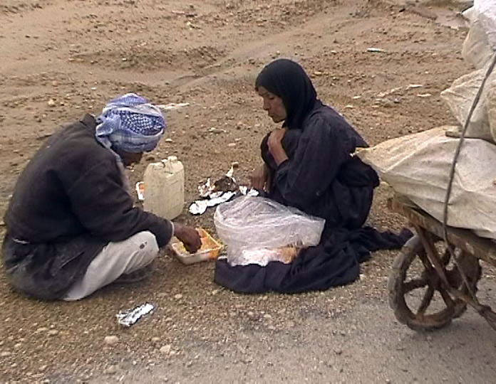 Photo of Ethnic cleansing and oppression practices of Iranian regime against Ahwazi Arab villages
