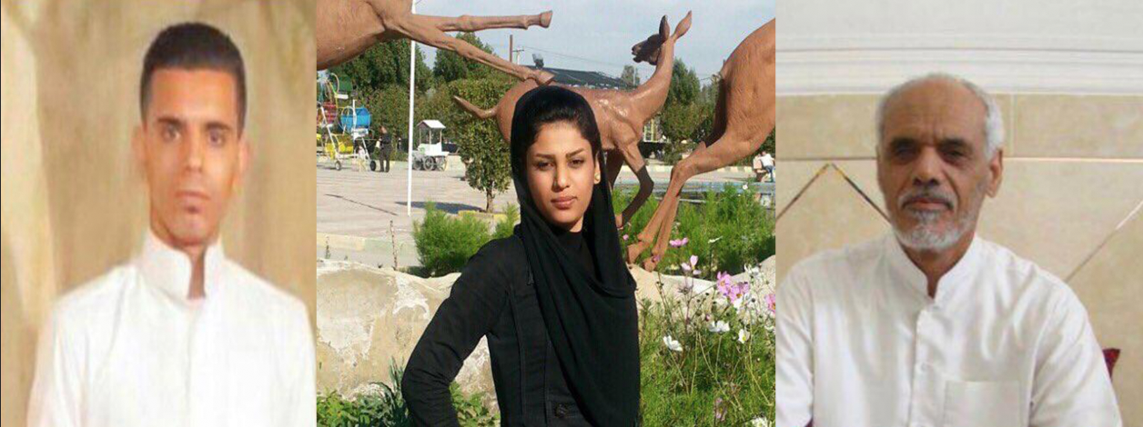 Photo of Iranian Revolutionary Guards Arrested all Family Members of an Ahwazi Activist for their son's Activities
