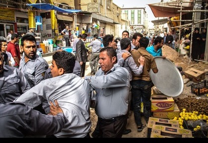 "Photo of Iran 's war against the poor people "" The Dark Side of the Persian Occupation"" or a Pretext for Managing the Markets?"